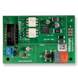 GE NetworX KNX Interface -...